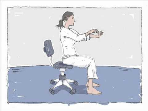 Kripalu Yoga Break: Yoga Hands