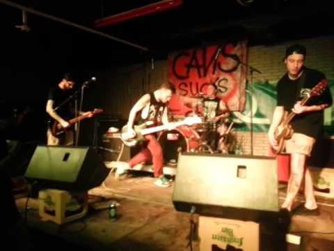 Cans - Shipwreck live @ Campus Rock JKU