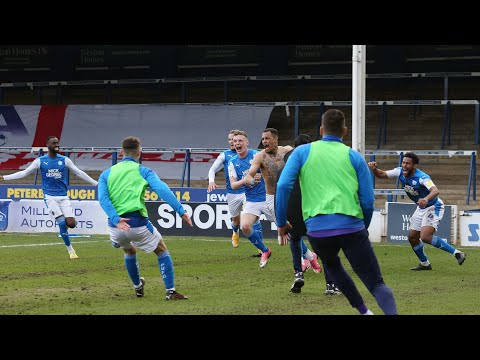 Peterborough Lincoln Goals And Highlights