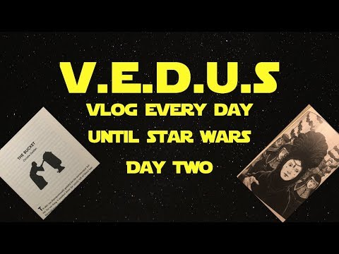 VEDUS Day 2 (The Bucket, The Phantom of Menace Act I)