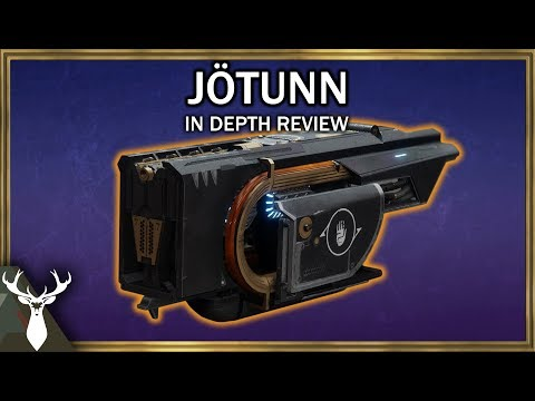 Destiny 2 - Jotunn - In Depth Review (Exotic Special Fusion Rifle) thumbnail