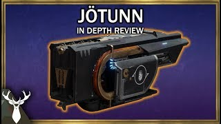 Destiny 2 - Jotunn - In Depth Review (Exotic Special Fusion Rifle)