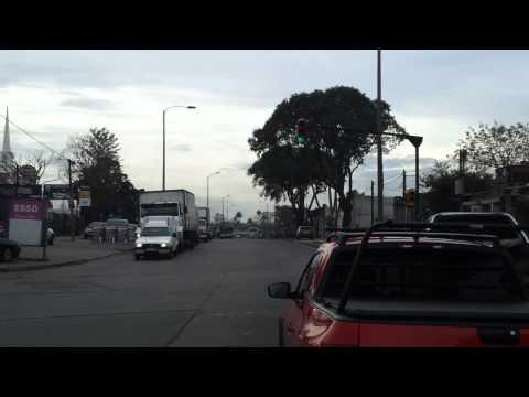 Paseando por Montevideo con Piscuajo.