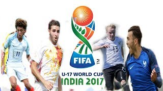 Under 17 world cup best players