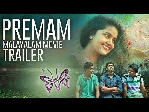 'PREMAM' Malayalam movie Trailer | Nivin Pauly | Alphonse Puthren | Sai Pallavi | FANMADE