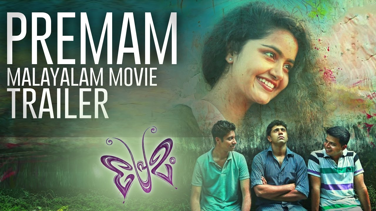 Download 'PREMAM' Malayalam movie Trailer | Nivin Pauly | Alphonse Puthren | Sai Pallavi | FANMADE