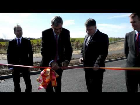 30m bypass opens at Morpeth