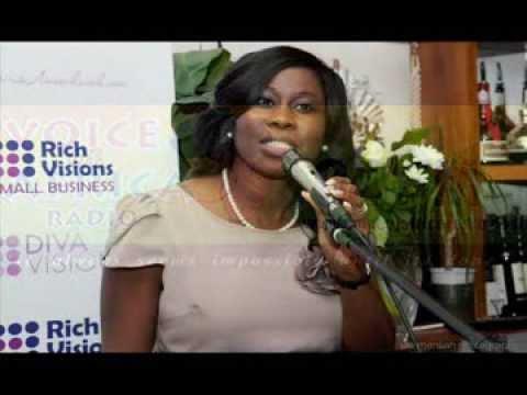 Mavis Amankwah interview on Voice of Africa Radio 94 FM