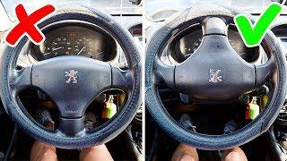 16 Life Hacks fürs Autofahren von echten Profis