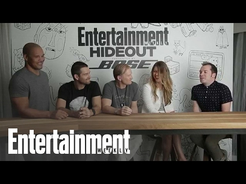 The Cast Of 'Banshee' Explain Bronies, Tease Season 3  Entertainment Weekly