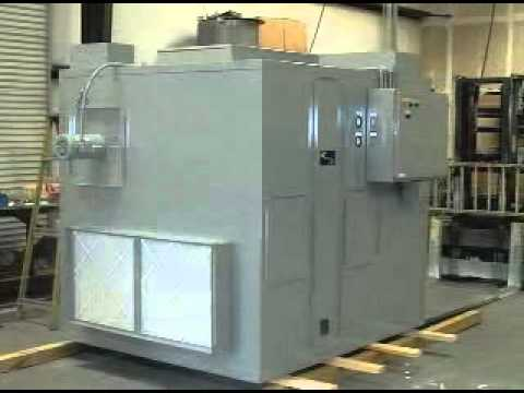 Rotor Seriers Desiccant Dehumidifiers