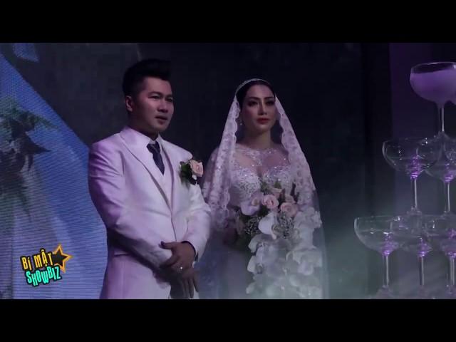 [8VBIZ] - Hôn lễ ngọt ngào của ca sĩ Lâm Vũ và vợ Việt kiều Huỳnh Tiên