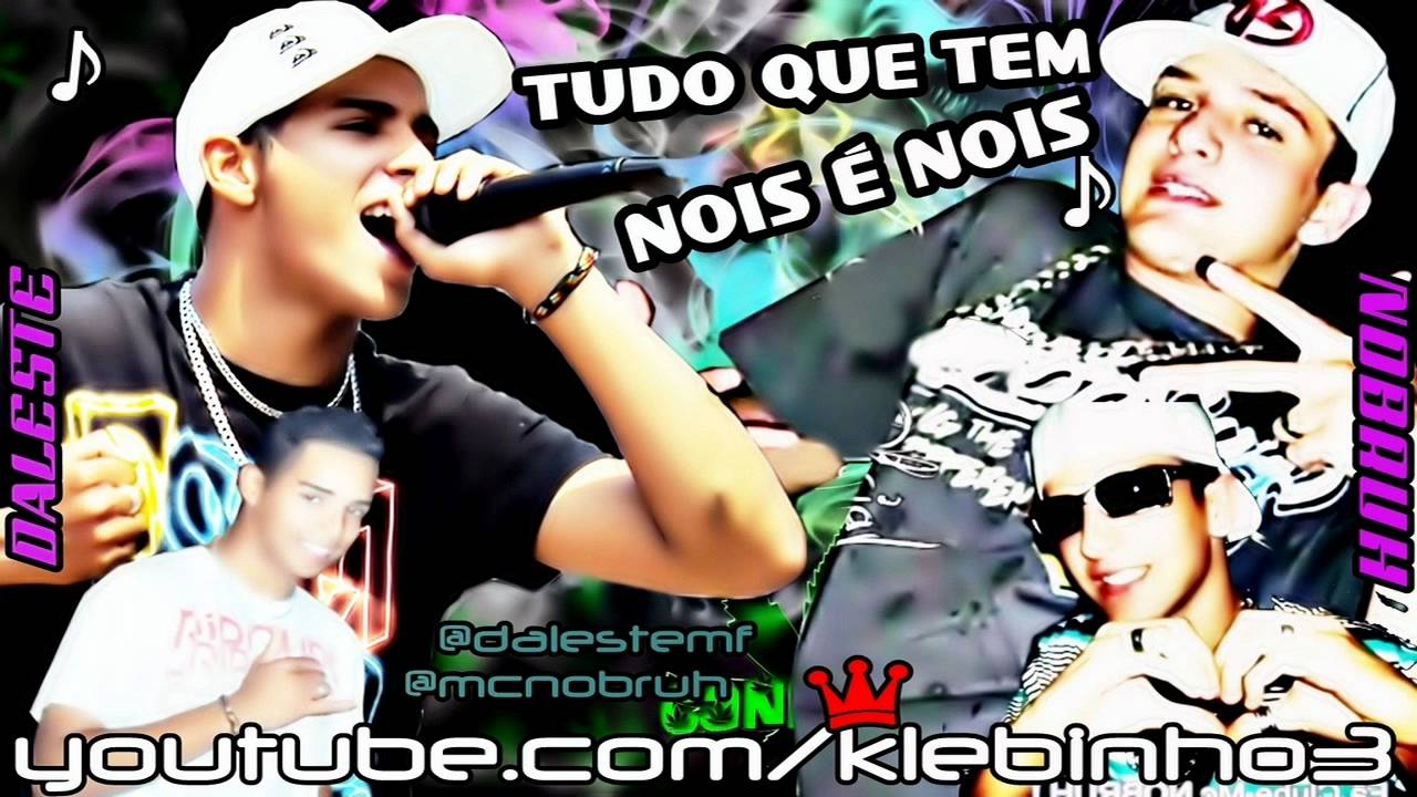 as 89 musicas do mc daleste