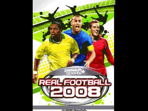 Java Games Real Football 2008 3D Gameplay thumbnail