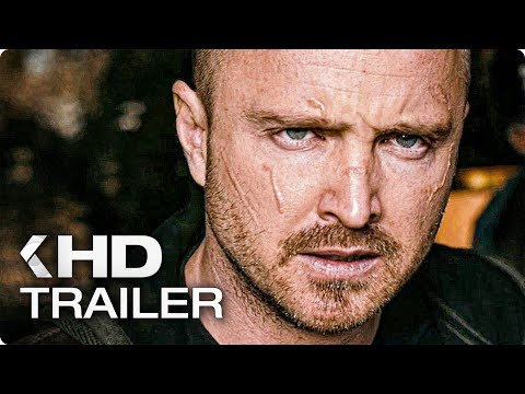 EL CAMINO: A Breaking Bad Movie Trailer (2019) Netflix