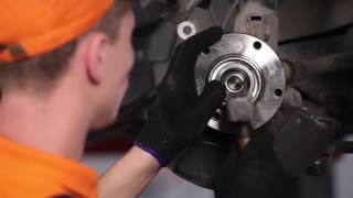 Ako vymeniť ložisko predného kolesa na BMW 3 E36 [NÁVOD]