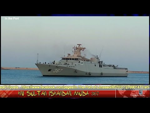 Indonesian Navy - KRI Sultan Iskandar Muda