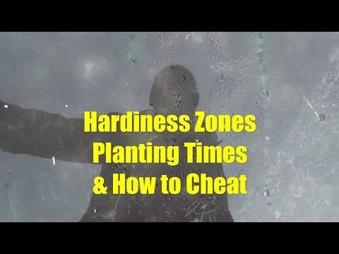 Hardiness Zones Don't Tell You Much About When To Plant