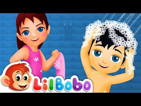 The Bath Song | Nursery Rhymes | Five Little Monkeys - Playlist Collection for Kids