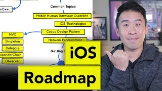 iOS Roadmap to Professional Developer: Skills you MUST have!