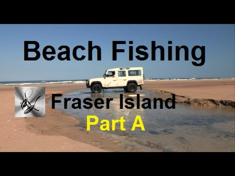 Beach Fishing Fraser Island | The Hook and The Cook | Part A
