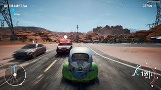 Need for Speed Payback - Volkswagen Beetle Spring Special Abandoned Car - Location and Gameplay