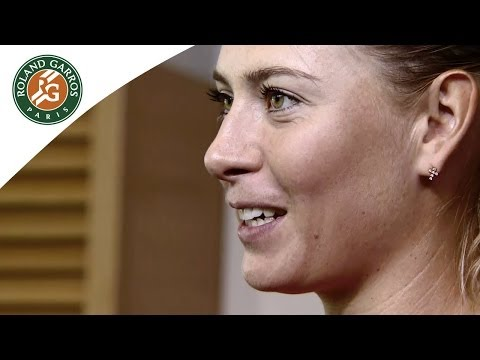 Maria Sharapova is ready for the 2014 French Open Final