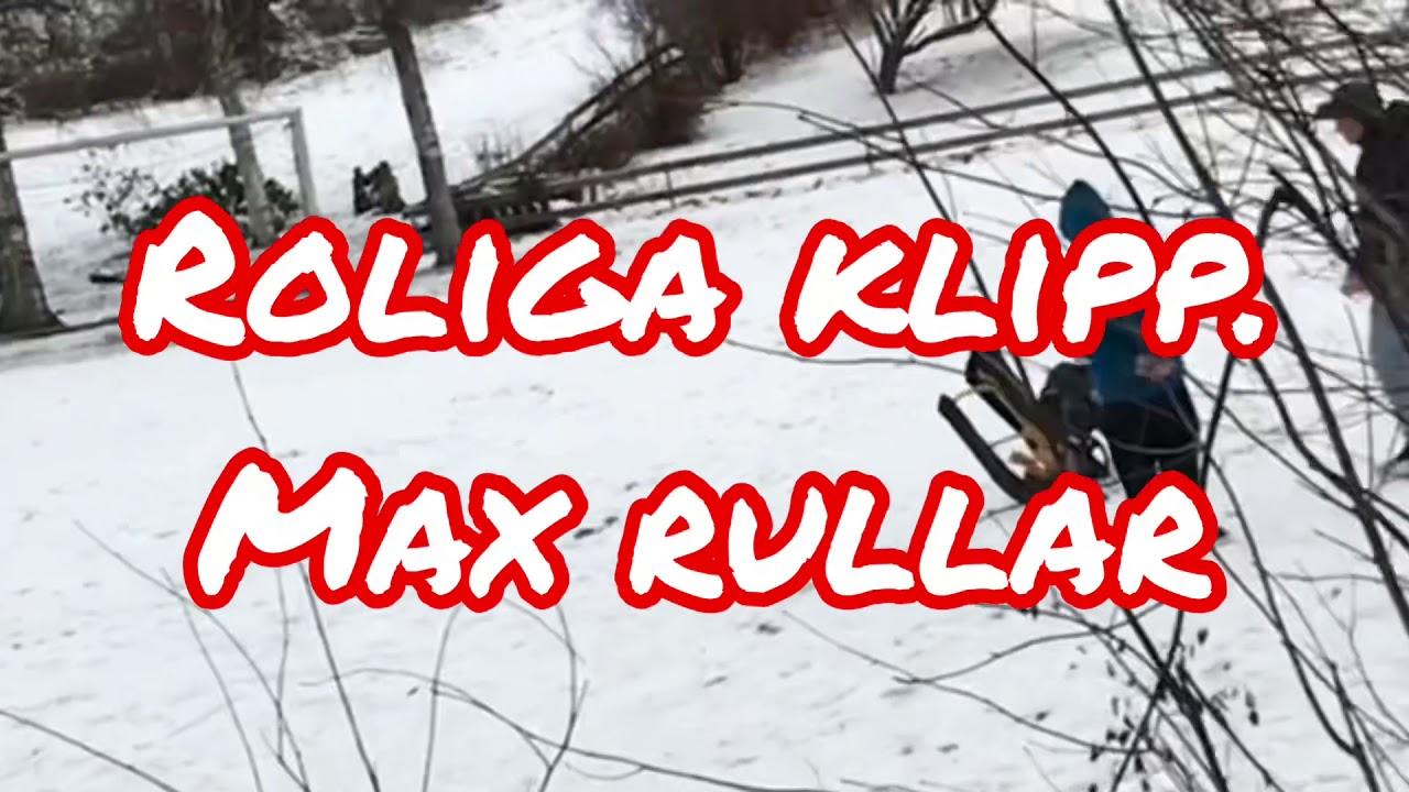 MAX RULLAR SOM FAN😂 *gamla klipp*