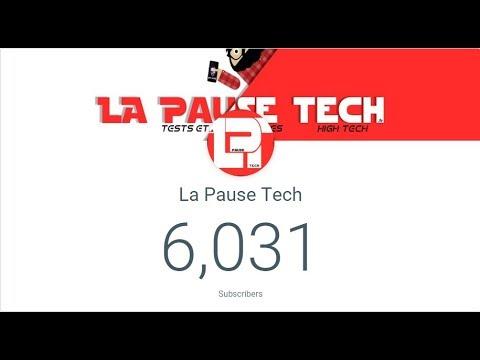 Live 6000 Abonnés
