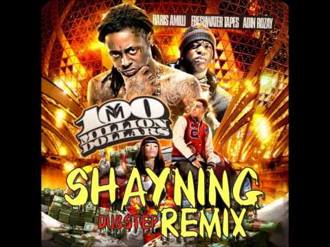 Birdman - 100 Million Ft. Young Jeezy, Rick Ross, Lil Wayne (Shayning Dubstep Remix)