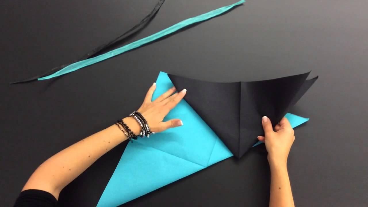 pliage de serviette mode www fetes et vous com
