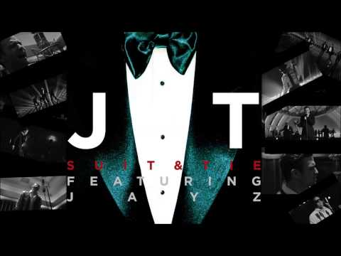 Justin TImberlake feat. Jay-Z - Suit & Tie (Dillon Francis Remix) (Audio) (1080i HD)