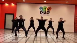 Churake dil Mera||MADSwagAdvance||Mad About Dance Dubai||