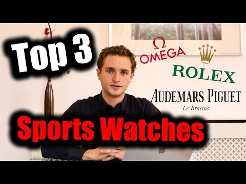 Top 3 Sports Watches