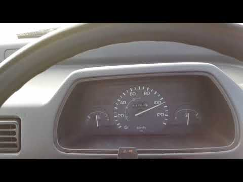 How fast can a minitruck go? Honda acty top speed run