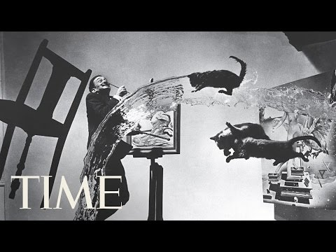 Dali Atomicus: Phillipe Halsman & Salvador Dali's Photography | 100 Photos | TIME