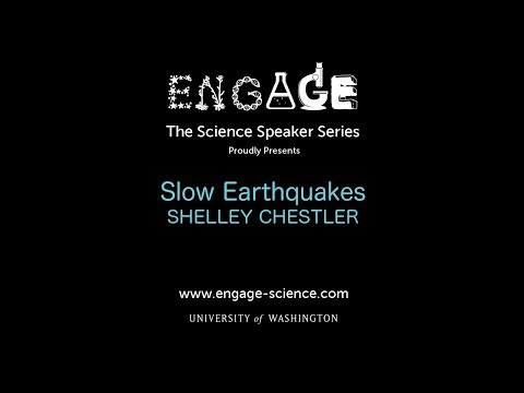 Slow Earthquakes by Shelley Chestler