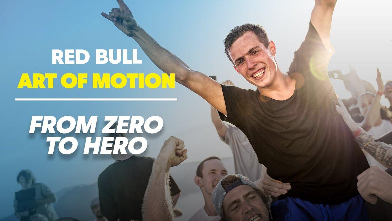 From zero to hero: Titarenko's winning run at Red Bull Art of Motion 2017.