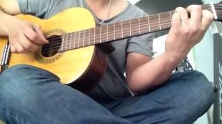 Con cò bé bé guitar