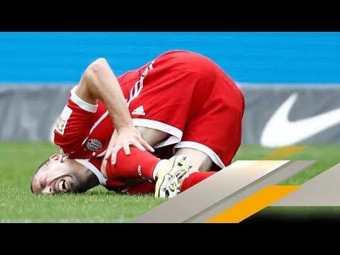 Die Krankenakte des Franck Ribery   SPORT1