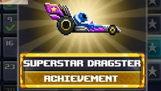 The SuperStar Dragster Drive Ahead