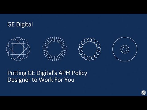 APM Policy Designer