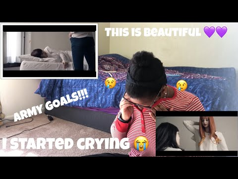 BTS (방탄소년단) - RUN [Female MV cover video] [ARMY Spain] (REACTION!!!) THEY GOT EVERYTHING RIGHT!!!