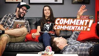 #FREETHENIPPLE and Steve's Comment Commentary THEME SONG! #122