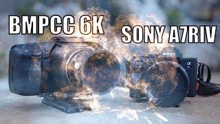 Bmpcc 6k Vs Sony A7riv Youtube