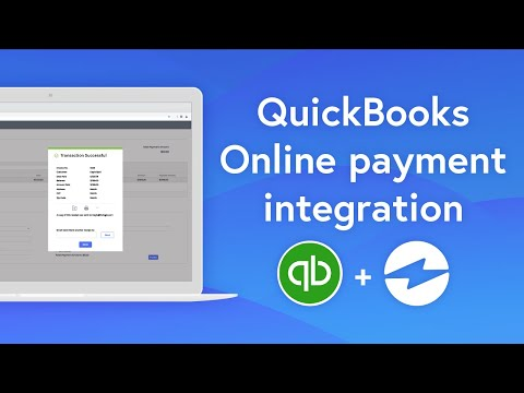 Accept Credit Card Payments in QuickBooks Online | Payment Integration from YouTube · Duration:  1 minutes 27 seconds