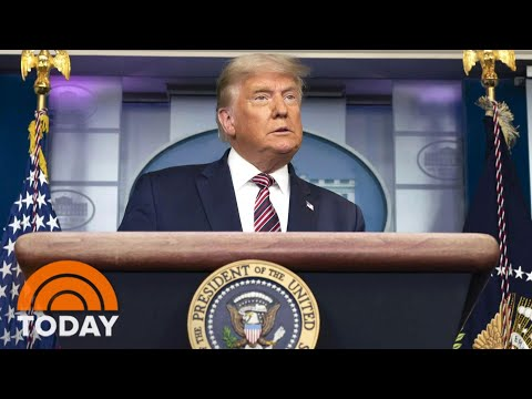 Pressure Grows On President Trump To Accept Election Results | TODAY