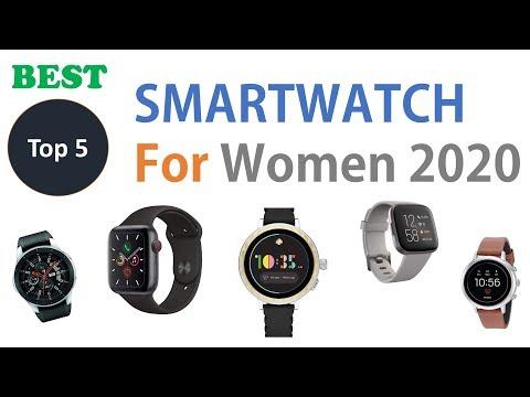 Best Smartwatches For Women 2020   Top 5