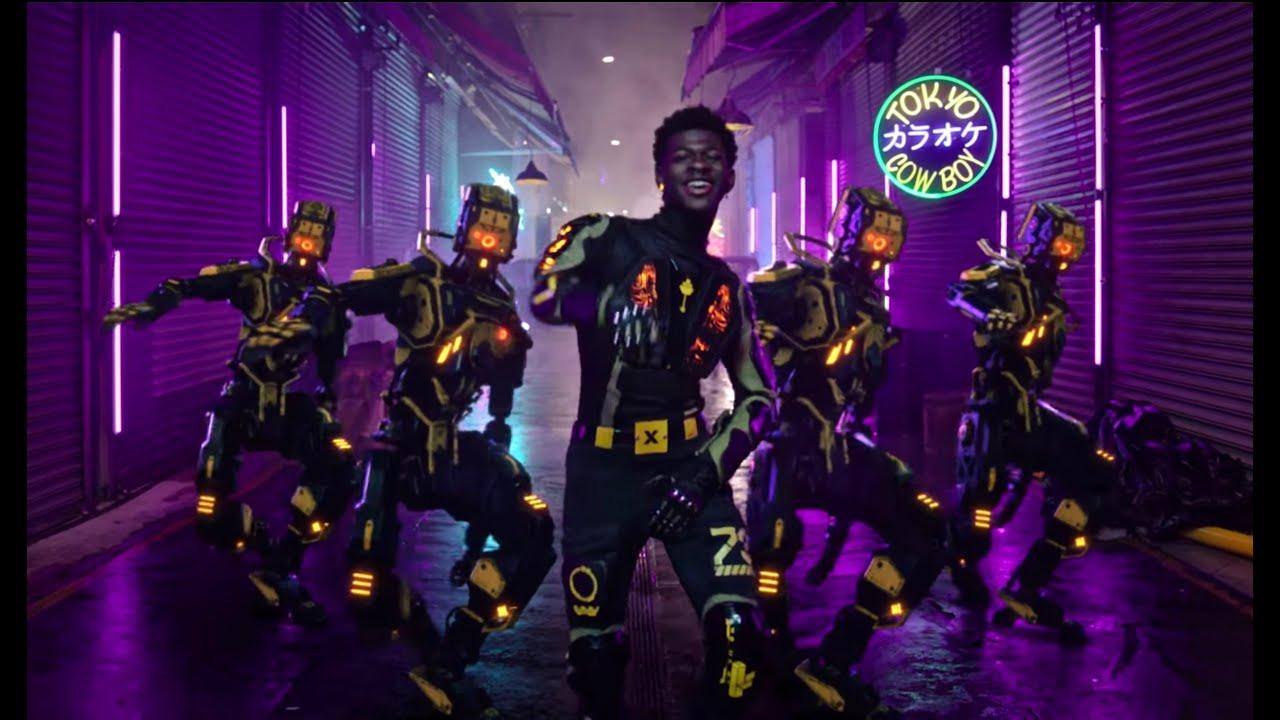Lil Nas X uses Rokoko Smartsuit Pro in Panini music video