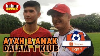 Download Video 4  Kolaborasi Ayah & Anak Dalam 1 Klub | Shopee Liga 1 Indonesia MP3 3GP MP4